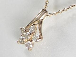 SIN ハート&キューピットダイヤペンダント 【18金ピンクゴールド】【天然ダイヤ使用】 【JS3484K18PG】 【納期に3~4週間かかるため、単品での購入でお願い致します。】【SINDYP】