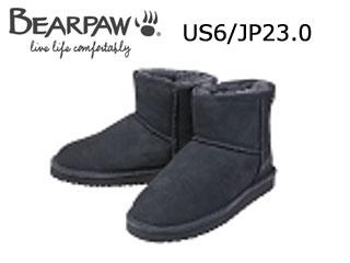 Bear paw/ベアパウ 619LW ムートンブーツ Demi (Charcoal) 【US6/JP23.0】【日本正規品】