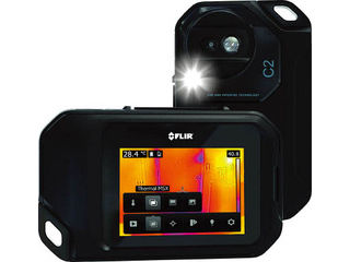 FLIR/フリアーシステムズ 【代引不可】コンパクトサーモグラフィカメラ C2