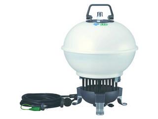 HATAYA/ハタヤリミテッド 80W LEDボールライト 電線5m LLA-80K