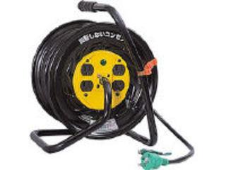 NICHIDO/日動工業 電工ドラム マジックリール 100V アース付 30m Z-E34