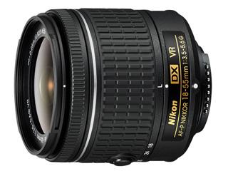 Nikon ニコン 【納期にお時間がかかります】AF-P DX NIKKOR 18-55mm f/3.5-5.6G VR 標準ズームレンズ