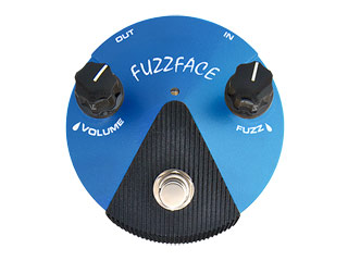 Jim Dunlop/ジム ダンロップ FFM1 Silicon Fuzz Face Mini 【ファズフェイスミニ】