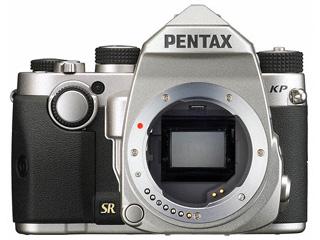 PENTAX/ペンタックス KPボディキット (シルバー) デジタル一眼レフカメラ 【お得なセットもあります!】【最大2万円スプリングキャッシュバックキャンペーン!5月12日迄】 【pentaxcbcp】【catokka】