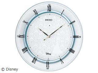 SEIKO FS503W/セイコークロック FS503W ディズニー電波掛時計 飾り(スワロフスキー)つき, ワイエムエス大阪:a1e21f8c --- officewill.xsrv.jp