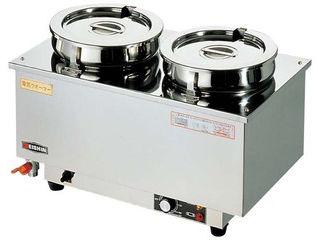 エイシン エイシン 18-8 電気ウォーマー タテ型 ES-4WT
