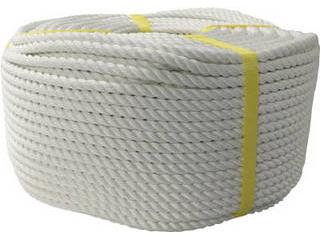 yutaka/ユタカメイク ロープ ポリエステルロープ巻物 10φ×200m S10-200