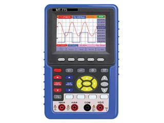 福袋 MotherTool/マザーツール MT-775 フルカラーハンディタイプ2現象オシロ+4000カウントDMM:エムスタ-DIY・工具