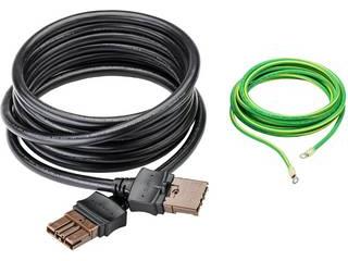 <title>シュナイダーエレクトリック APC Smart-UPS SRT 15ft Extension Cable for 96VDC External Battery Packs 別倉庫からの配送 2400VA UPS SRT010</title>