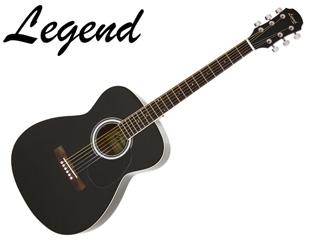 【配送時間指定不可】 LEGEND/レジェンド 【納期未定】FG-15 BK (Black/ブラック) フォークギター【ソフトケース付き】 【沖縄・九州地方・北海道・その他の離島は配送できません】 【アコギ】【アコースティックギター】【初心者】【ビギナー向け】