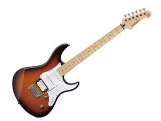 YAMAHA/ヤマハ PACIFICA112VM TBS(タバコブラウンサンバースト) エレキギター 【Pacificaシリーズ】 【ソフトケースサービス!】