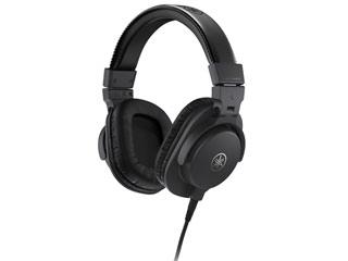 YAMAHA/ヤマハ HPH-MT5(ブラック) スタジオモニターヘッドフォン 【密閉型】【大型イヤーパッド】