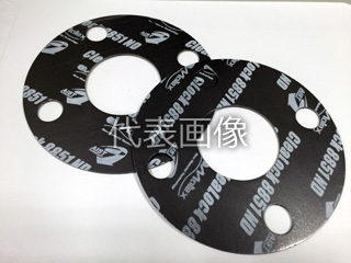Matex/ジャパンマテックス 【CleaLock】蒸気用膨張黒鉛ガスケット 8851ND-2t-FF-5K-550A(1枚)