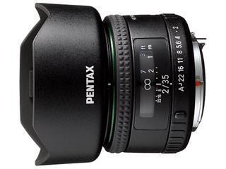 【お得なセットもあります!】 PENTAX/ペンタックス HD PENTAX-FA 35mmF2 単焦点広角レンズ HDコーティング/SPコーティング/非球面レンズ