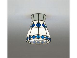 ODELIC/オーデリック OL013255BC LEDシーリングライト ステンドグラス【Bluetooth 調光・調色】※リモコン別売