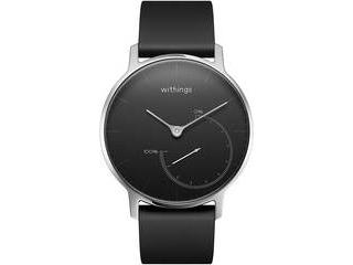 Withings ウィジングズ スマートウォッチ Steel Black HWA01-Steel-Black-All-JP HWA01-STEEL-BLACK-