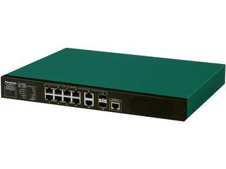 パナソニックLSネットワークス レイヤ2 PoE給電スイッチングハブ 8ポート XG-M8TPoE+ PN83089