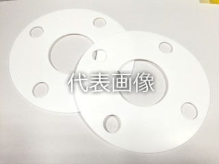 Matex/ジャパンマテックス PTFEフッ素樹脂ガスケット 3t-FF-10K-400A(1枚)