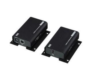 サンワサプライ USB2.0エクステンダー USB-EXSET1
