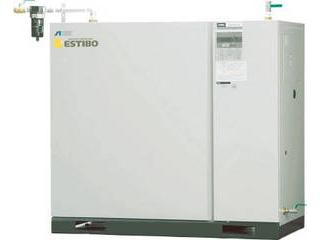 【組立・輸送等の都合で納期に1週間以上かかります】 ANEST IWATA/アネスト岩田コンプレッサ 【代引不可】オイル式ブースタコンプレッサー 5.5KW 50HZ CLBS55C-30M5