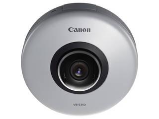 CANON/キヤノン 水平画角95°広角PTドームネットワークカメラ VB-S31D Mk II