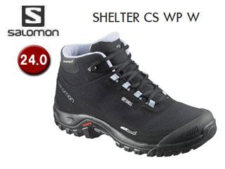 SALOMON/サロモン L37687300 SHELTER CS WP W ウィンターシューズ ウィメンズ 【24.0】