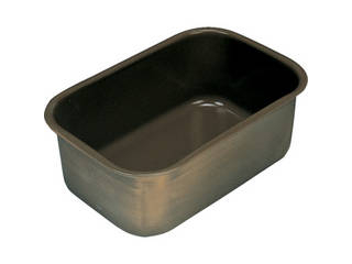 Flon/フロンケミカル フッ素樹脂コーティング深型バット 深4 膜厚約50μ NR0377-005