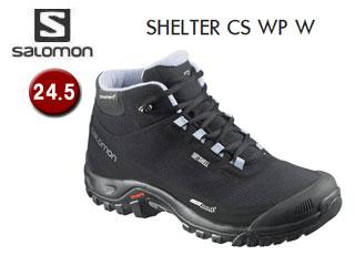 SALOMON/サロモン L37687300 SHELTER CS WP W ウィンターシューズ ウィメンズ 【24.5】