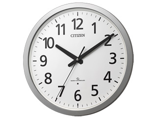 CITIZEN/シチズン 4MY855-019 電波掛時計 飛散防止処理済みガラス