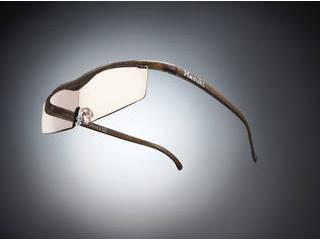 Hazuki Company/ハズキ 【Hazuki/ハズキルーペ】メガネ型拡大鏡 コンパクト カラーレンズ 1.6倍 ブラウン 【ムラウチドットコムはハズキルーペ正規販売店です】