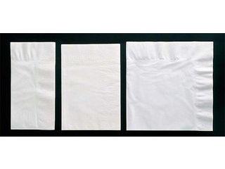 紙製 テーブルナフキン 2層式P-U 八ツ折(2000枚入)