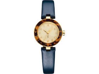 ロベルタ ロベルタバックルモティーフ腕時計  ネイビー RC7864-81NY