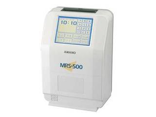 アマノ 【代引不可】時間集計タイムレコーダー MRS-500