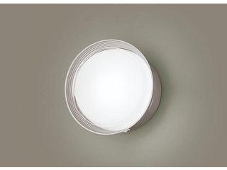 Panasonic/パナソニック LGWC80331LE1 LEDポーチライト シルバーメタリック【電球色】【明るさセンサ付】【壁直付型】