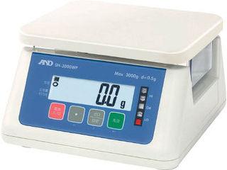 A&D/エー・アンド・ディ デジタル防水はかり 15kg SH15KWP