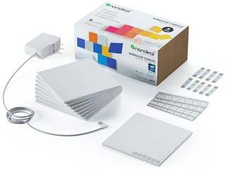 Nanoleaf スマートカラーLEDパネル Nanoleaf Canvas Smarter Kit NL29-0006SW-9PK