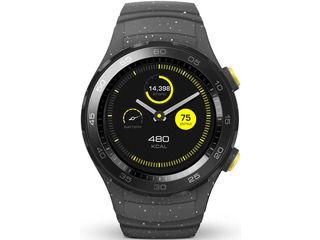 HUAWEI/ファーウェイ スポーツスマートウォッチ Huawei WATCH 2 Sport LEO-B09/Concrete Grey コンクリートグレー