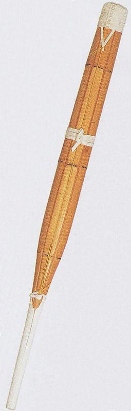 【松勘】剣道 竹刀《特殊竹刀》 素振り用(太)【送料無料】長さ:約120cm 重さ:約1.5kg