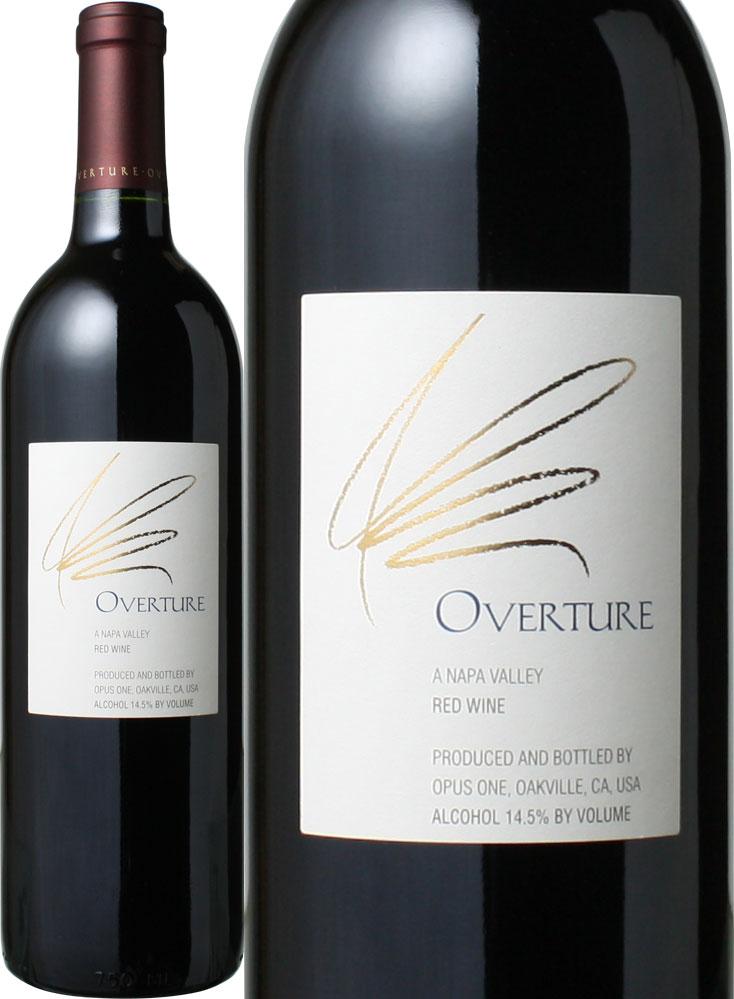 【送料無料】オヴァチュア NV オーパス・ワン <赤> <ワイン/アメリカ>