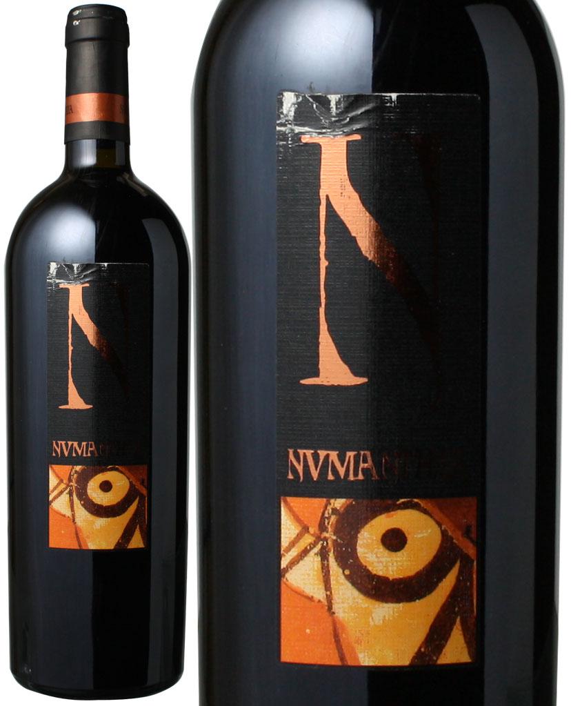 【送料無料】ヌマンシア [2001] ボデガ・ヌマンシア・テルメス <赤> <ワイン/スペイン>