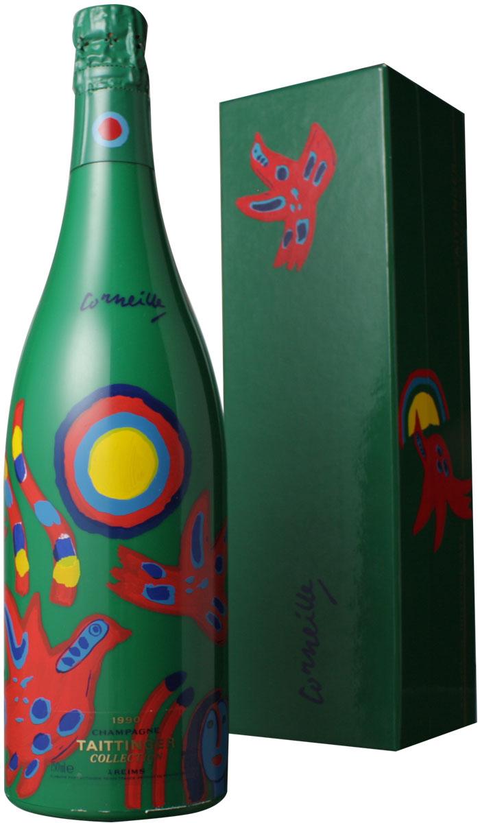 【送料無料】テタンジェ・コレクション [1990] <白> <ワイン/シャンパン>