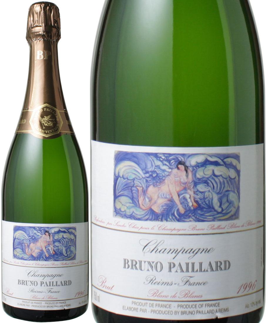 【送料無料】ブルーノ・パイヤール ブラン・ド・ブラン [1996] <白> <ワイン/シャンパン>