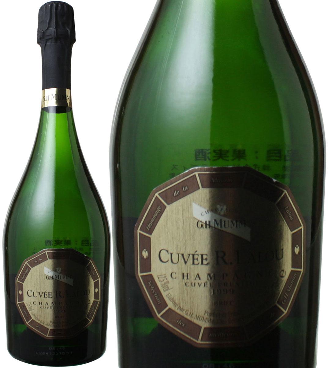 【送料無料】GHマム ルネ・ラルー [1999] <白> <ワイン/シャンパン>