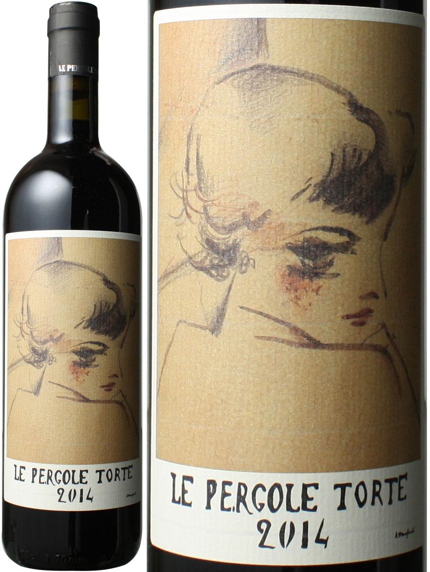 レ・ペルゴーレ・トルテ [2014] モンテヴェルティーネ <赤> <ワイン/イタリア>