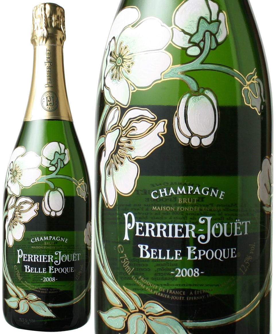ペリエ・ジュエ ベル・エポック [2008] <白> <ワイン/シャンパン>