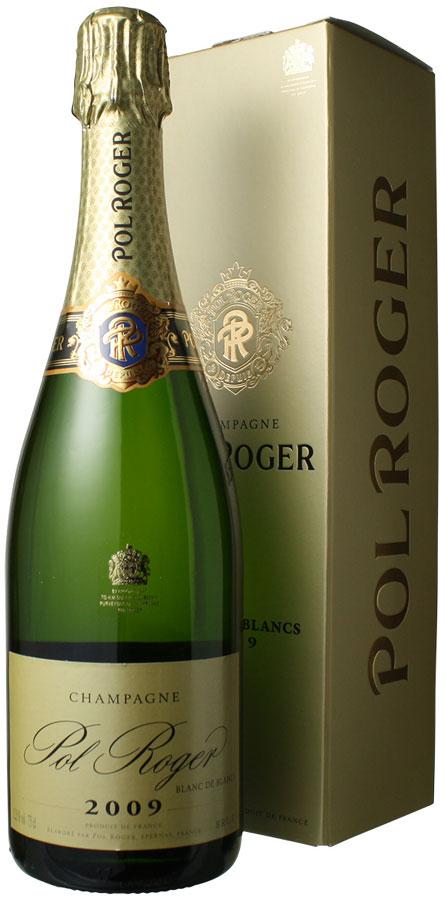 【送料無料】ポル・ロジェ ブラン・ド・ブラン [2012] <白> <ワイン/シャンパン>