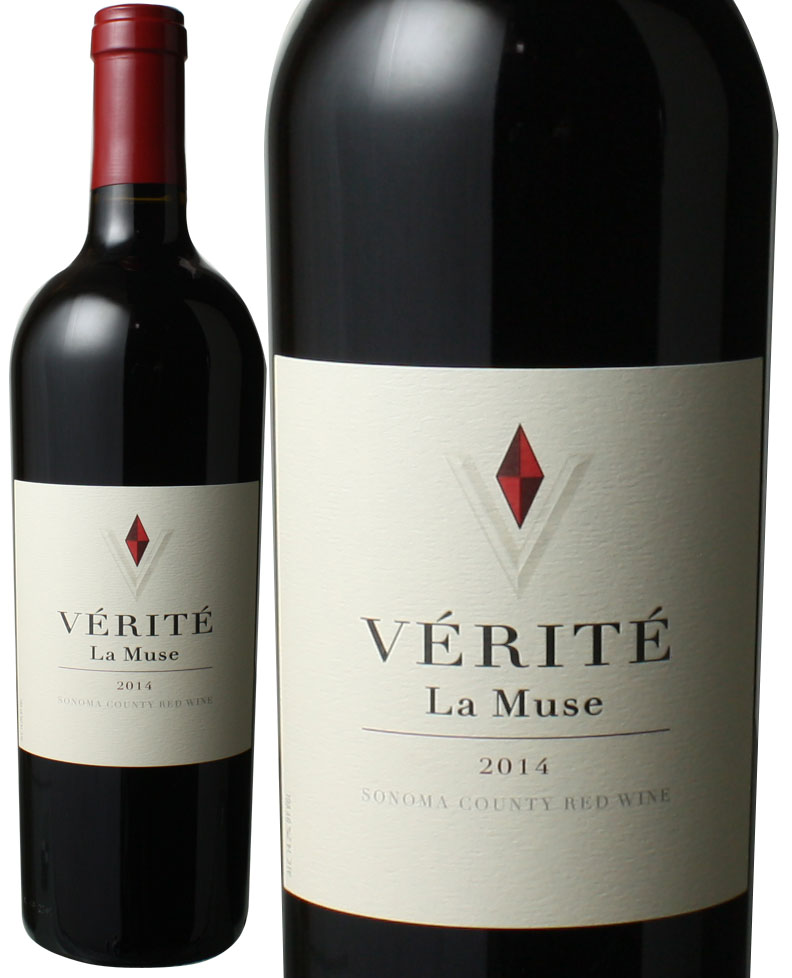【送料無料】ラ・ミューズ  [2014] ヴェリテ <赤> <ワイン/アメリカ>