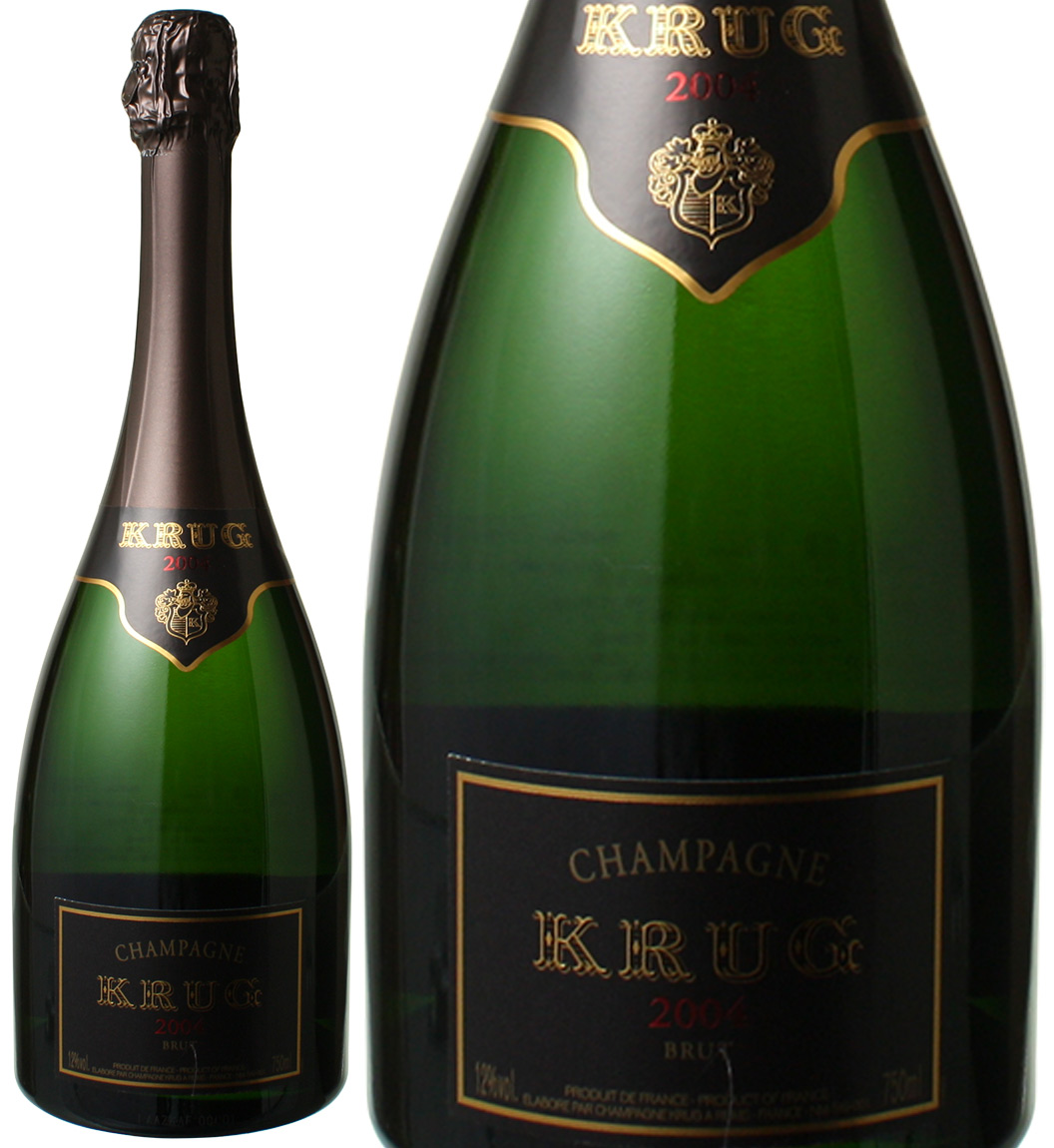 クリュッグ ヴィンテージ [2004] <白> <ワイン/シャンパン>