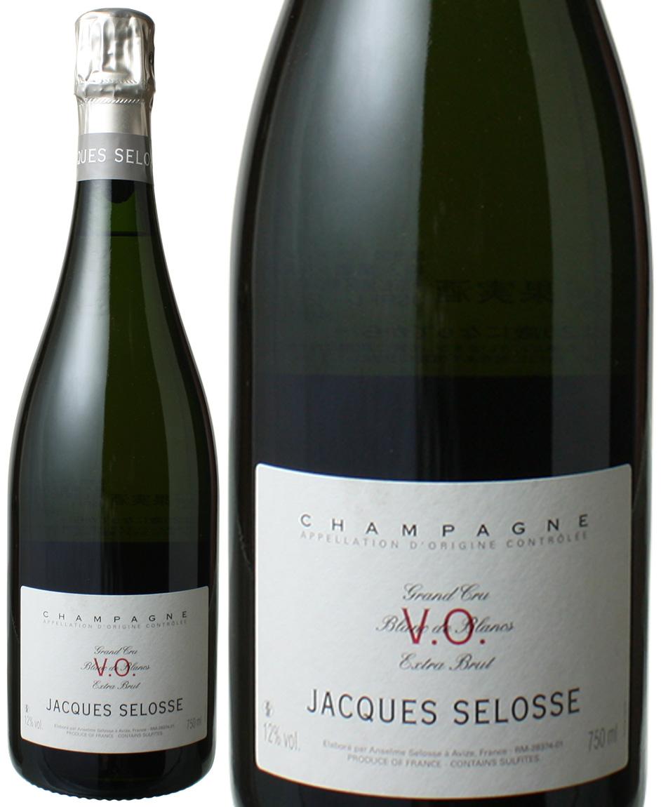 【ヤマト運輸で厳重梱包配送!】ジャック・セロス ヴァージョン・オリジナル エクストラ・ブリュット NV <白> <ワイン/シャンパン>