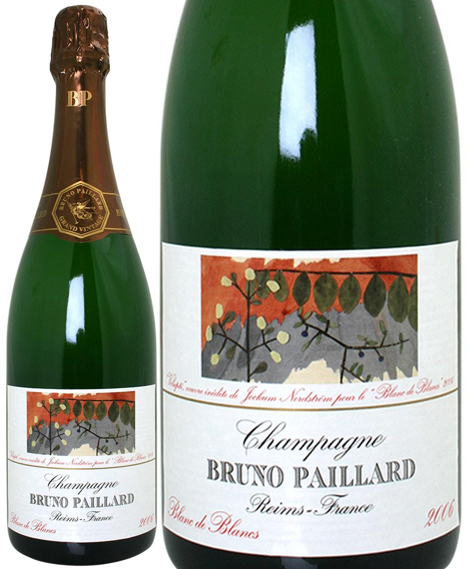 【送料無料】ブルーノ・パイヤール・ブラン・ド・ブラン [2006] <白> <ワイン/シャンパン>【■17000342】 ※即刻お取り寄せ品!ヴィンテージ変更と欠品の際はご連絡します!